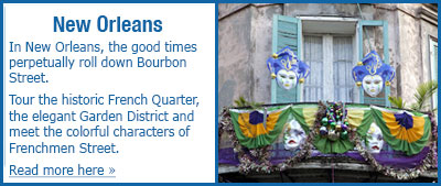 Best Trip Choices Featured Destination New Orleans